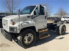 2005 GMC C7500 Cab & Chassis