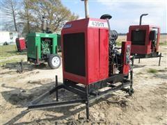 Case IH 4391T Power Unit