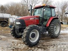 2004 Case IH MXM120 MFWD Tractor