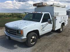 1991 Chevrolet 3500 Service Truck