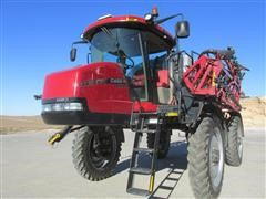 2012 Case IH 4430 Self Propelled Sprayer