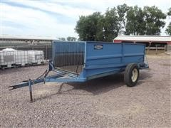 Brehmer Hydraulic Hog Cart