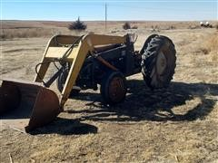 1949 Ferguson TE20 2WD Tractor W/Front-End Loader