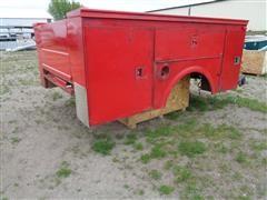 Omaha Standard Utility/Service Box Body