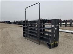Behlen Mfg Corral Panels & Arch Gate