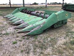 John Deere 853 Row Crop Header