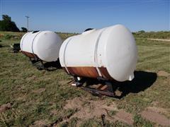 Saddle Tanks