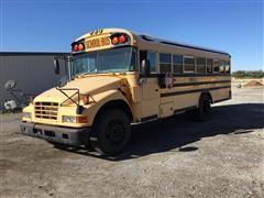 2006 Bluebird BBCV 2WD School Bus
