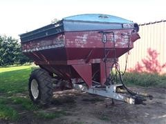 Ficklin 450 Bushel Grain Cart