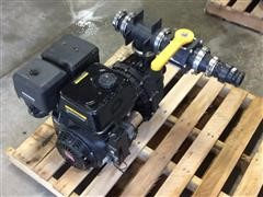 Power Pro 13 HP Gas Engine And Hypro Transfer Pump