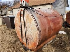1000 Gallon Fuel Tank