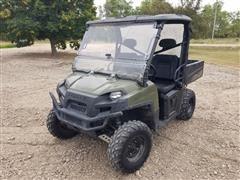 2012 Polaris Ranger XP800 EFI 4x4 Utility Vehicle