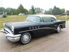 1955 Buick Century 2WD Classic Two Door Automobile