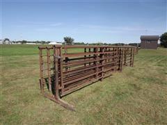 Freestanding Fence Panels