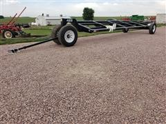 2020 Industrias America 425 25' Header Trailer