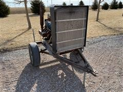 Ford 460 Power Unit On Cart