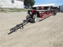 Frontier Wheelz F32 Header Trailer