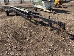 Byron Midwest Corp T/A Header Trailer