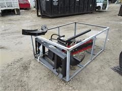 2017 Trencher Skid Steer Attachment