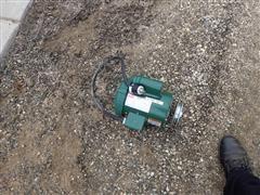 Dayton ITMY4 230 Volt Electric Motor
