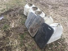 Kinze 2600 Seed Boxes