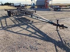 Duo Lift T/A Pipe Trailer