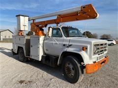 1984 GMC 6000 Bucket Truck