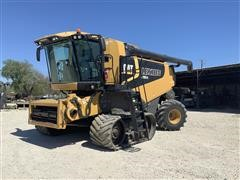 2007 Claas Lexion 595R Tracked Combine