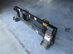 2017 New Holland TV140 Skid Steer Adapter Plate