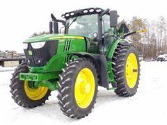 2016 John Deere 6175R MFWD Tractor