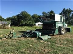 KMC Kelley 3376 Combine For Parts