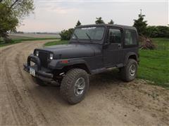 1992 Jeep Wrangler SUV