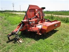 Rhino FR10 10' Offset Pull Type Mower Shredder