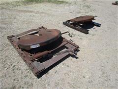 Fontaine & Holland SL5AWB 0288-3 Sliding 5th Wheel Plate Assemblies