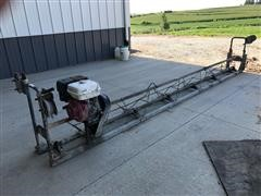 """Metal Forms Corporation """"Speed Screed"""" Concrete Screed"""