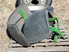 John Deere Tractor Fenders