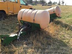 Agri-Products 300-Gallon Saddle Tanks