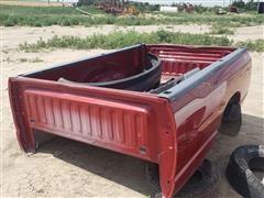2008 Dodge 2500 Long Bed Pickup Bed