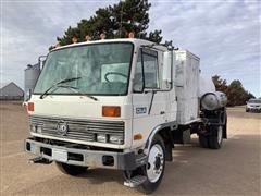 1987 Nissan FE6 Water Truck