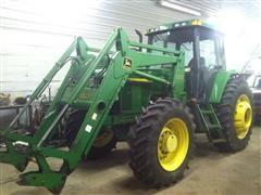 1998 John Deere 7410 Tractor