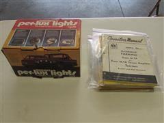 Equipment Manuals & Running Lights
