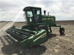 2005 John Deere 4895 SP Swather