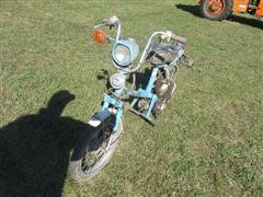1980 Honda Express Motor Driven Cycle