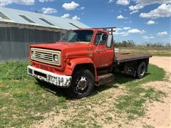 1976 Chevrolet C60 Flatbed Truck