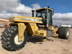 2002 TerraGator 8103 Floater Cab & Chasis