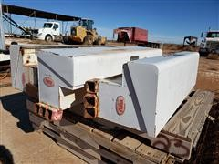 RKI Side Mount Truck Tool Boxes