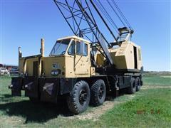 1972 P & H 651ATC 50 Ton Truck Crane