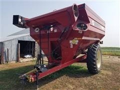 2016 J&M 750-18 Grain Cart