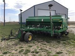 John Deere 1560 No Till Drill W/Dry Fertilizer