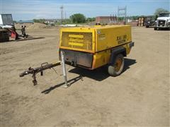 1991 Atlas Copco XAS90 Portable Air Compressor